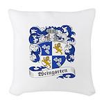 Weingarten_6.jpg Woven Throw Pillow