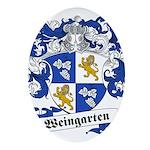 Weingarten_6.jpg Ornament (Oval)