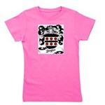 Ziegler Coat of Arms Girl's Tee