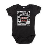 Ziegler Coat of Arms Baby Bodysuit