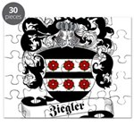Ziegler Coat of Arms Puzzle