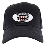 Ziegler Coat of Arms Black Cap