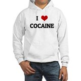 Cocaine Light Hoodies