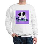 Japanese Chin Pup Sweatshirt