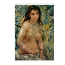 Renoir - Nude in the Sunlight Postcards (Package o