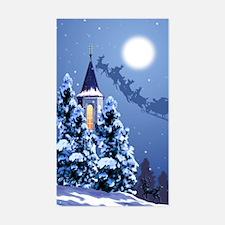 Christmas Rectangle Decal