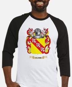 Cline Coat of Arms Baseball Jersey