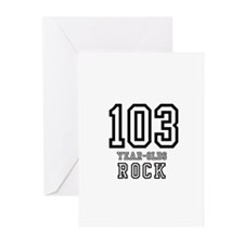 103 Greeting Cards (Pk of 10)