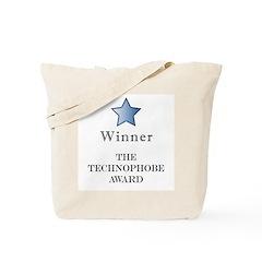 The Dinosaur Award - Tote Bag