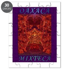 Oaxaca Mixteca Puzzle