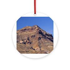 Round Ornament- M Mountain