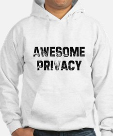 Awesome Privacy Hoodie
