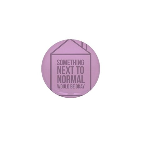 Next to Normal Mini Button