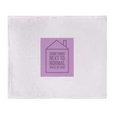Next to Normal Throw Blanket
