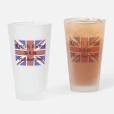 The British Government Drinking Glass