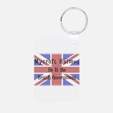 The British Government Keychains