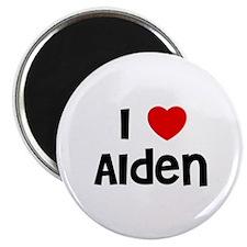 """I * Alden 2.25"""" Magnet (10 pack)"""