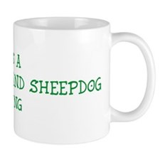 Polish Lowland Sheepdog thing Mug