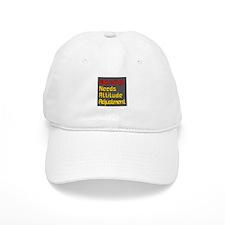 Attitude Adjustment Baseball Baseball Cap