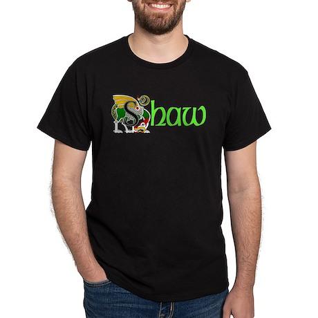 Shaw Celtic Dragon Dark T-Shirt
