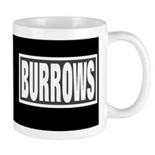 Burrows Mug