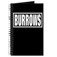 Burrows Black Journal