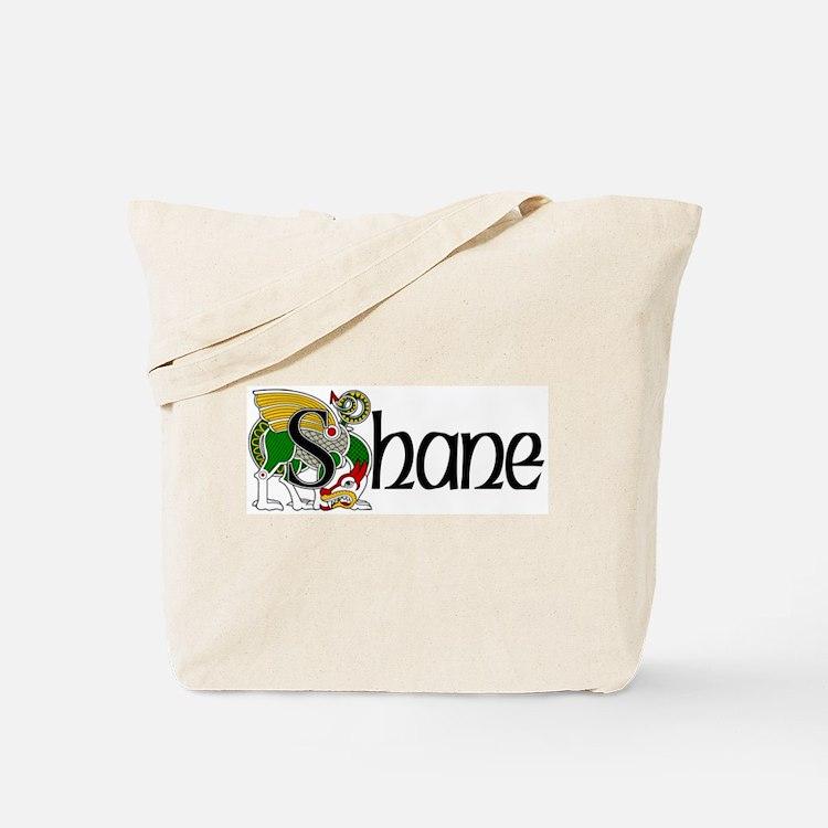 Shane Celtic Dragon Tote Bag