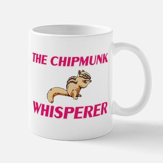 The Chipmunk Whisperer Mugs