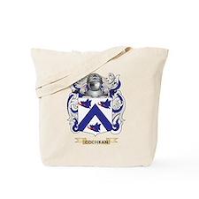 Cochran Coat of Arms Tote Bag