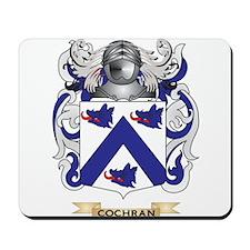 Cochran Coat of Arms Mousepad