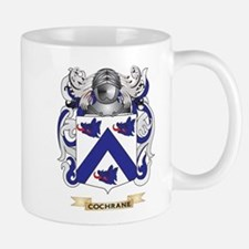 Cochrane Coat of Arms Mug
