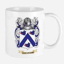 Cochrane Coat of Arms Small Small Mug