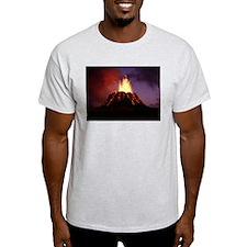 Puu Oo Ash Grey T-Shirt