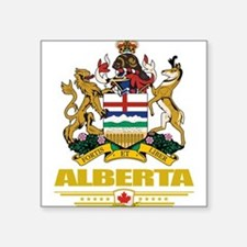 Alberta Coat of Arm Sticker