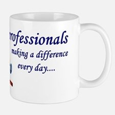 Paraprofessionals Making a Difference Mug