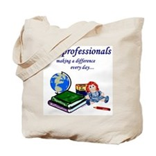 Paraprofessionals Making a Difference Tote Bag