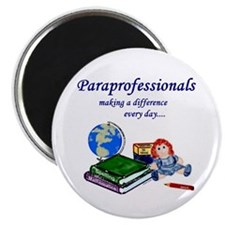 Paraprofessionals Making a Difference Magnet