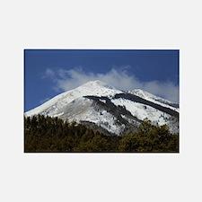Rectangle Magnet Sierra Blanca #4-21