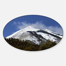 Oval Sticker Sierra Blanca # 4-21