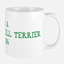 Parson Russell Terrier thing Mug