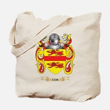 Cok Coat of Arms Tote Bag