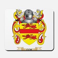 Cok Coat of Arms Mousepad