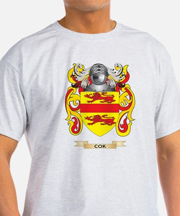 Cok Coat of Arms T-Shirt