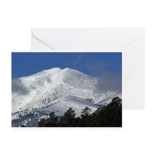 Greeting Cards (6) Sierra Blanca # 4-14