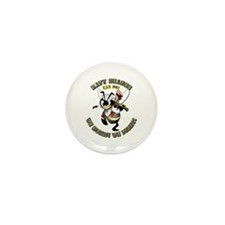Navy SeaBee - Construction Mini Button (10 pack)