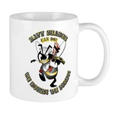 Navy SeaBee - Construction Mug