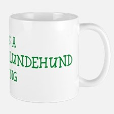 Norwegian Lundehund thing Mug