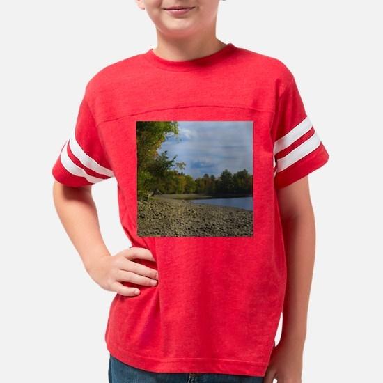 Nature Scenery Youth Football Shirt