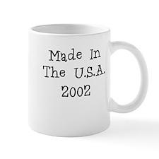 Made in the usa 2002 Mug