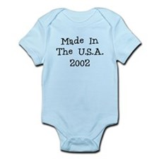 Made in the usa 2002 Body Suit